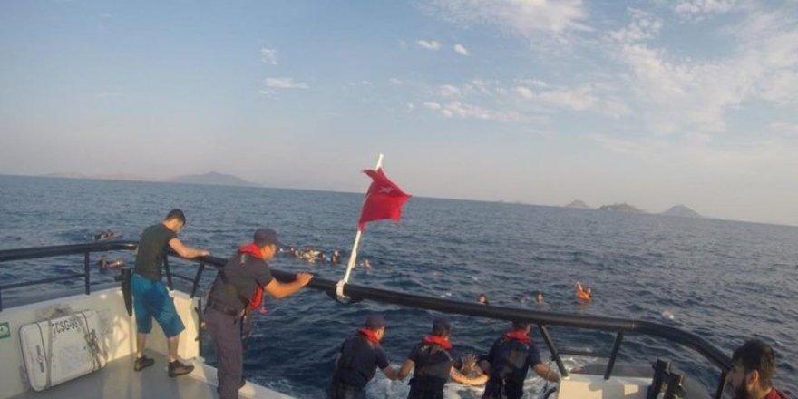 Muğla'da kaçak göçmen faciası! 8 kişi hayatını kaybetti