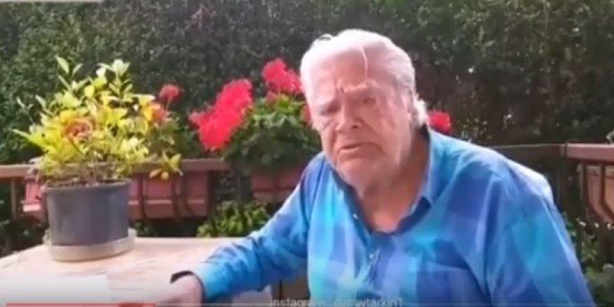 Cüneyt Arkın Amerika'yı topa tuttu videosu