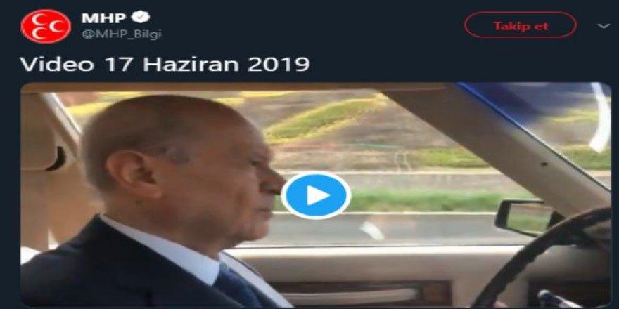 MHP'den olay yaratan  af şarkısı