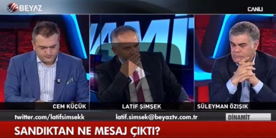 """AK Parti'de bomba itiraf """"Beyoğlu ilçe miydi yahu"""""""