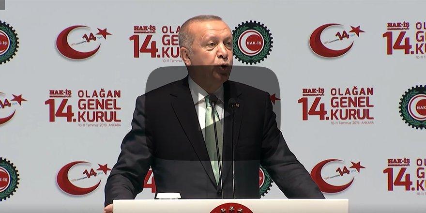Erdoğan'dan Yeni sistem açıklaması Değişmeyecek!