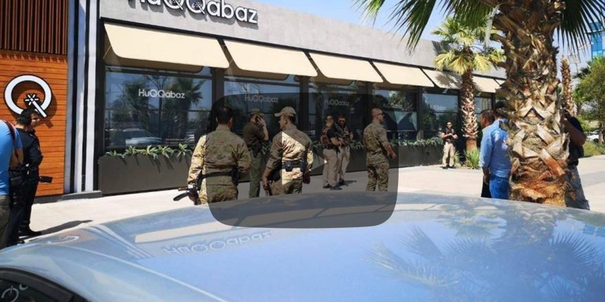 Erbil'de Türk Diplomatlara saldırı