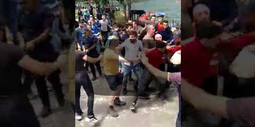 Kürdistan fantezisi Trabzon'da kötü bitti