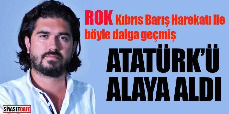 ROK Kıbrıs Barış Harekatıyla böyle dalga geçmiş!