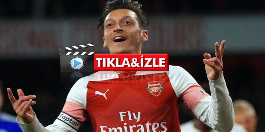 Mesut Özil bıçaklı saldırıya uğradı!