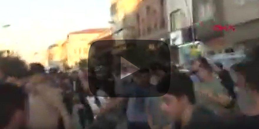 Erzurum'da tehlikeli Afgan gerginliği Linç edilmek istendi