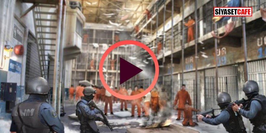 Brezilya hapishanesinde kanlı isyan; 52 ölü!