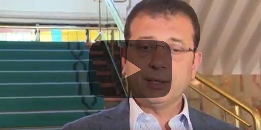 """İmamoğlu'ndan flaş Ravza Kavakçı açıklaması """"Bize borcu var"""""""