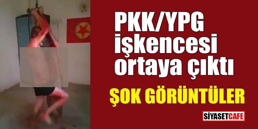 PKK/YPG işkencesi ortaya çıktı! Şok görüntüler