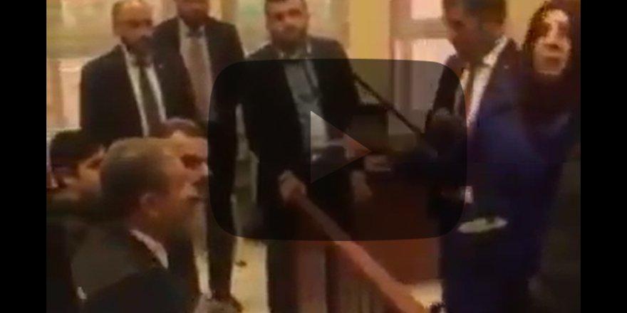 Yazıcıoğlu'nun eşi Destici'yi böyle kovmuş! ŞOK GÖRÜNTÜLER