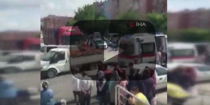 Afyon'da eşine şiddet uygulamaya çalışan adam feci şekilde can verdi!