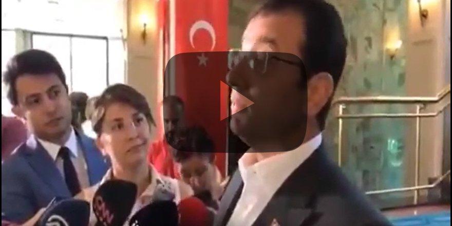 İmamoğlu o vakıfların protokolünü iptal etti Erdoğan'a çağrısını yineledi