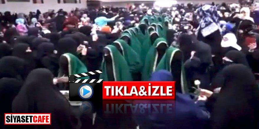 Burası IŞİD kampı değil, Türkiye'de bir kuran kursu! Şok görüntüler...