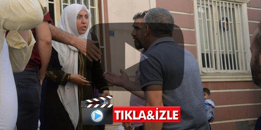 HDP'nin önünde toplanan anneler: 'Başlarım sizin Kürdistan davanıza'