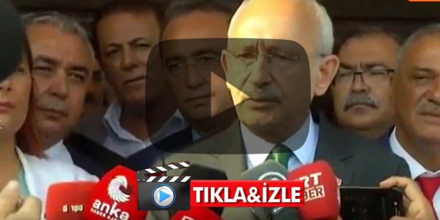 Kılıçdaroğlu'ndan Kaftancıoğlu tepkisi: İstanbul seçimlerinin intikamı