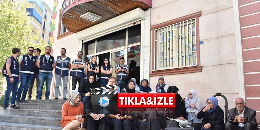 """Diyarbakır annelerine HDP'den şok tehdit """"Sizi öldüreceğiz"""""""