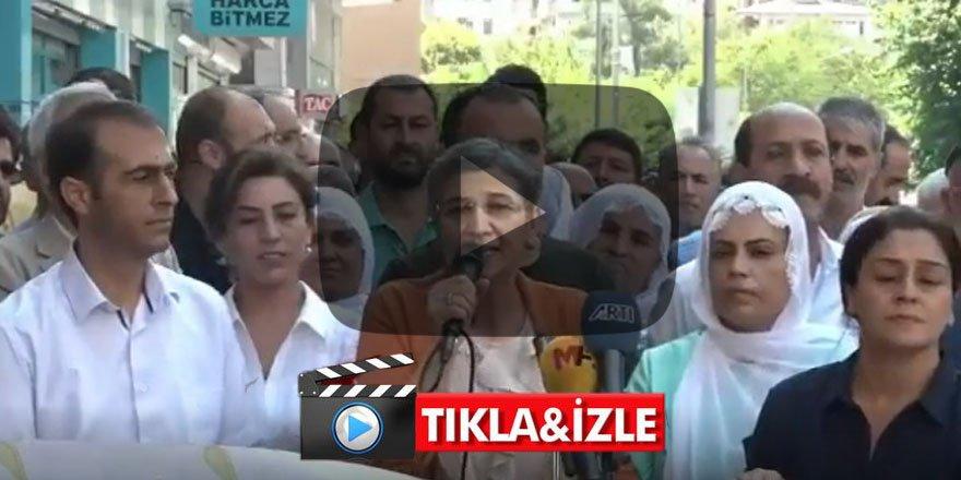 HDP'li vekilden skandal sözler Akşener gibi devleti adres gösterdi