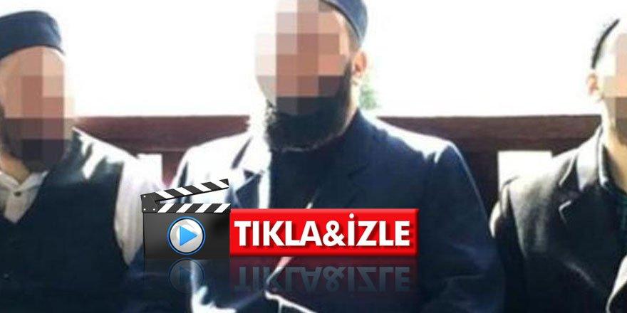 Kuran kursundaki cinsel tacizden tutuklanan dernek başkanından skandal video!