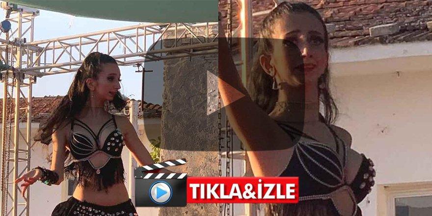 Ünlü tiyatrocu Süheyl Uygur'un kızı, dansöz oldu!