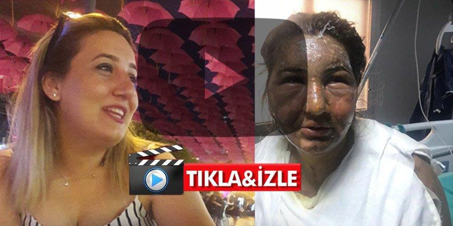 İstanbul'da eski koca vahşeti: Cezaevinden çıktı önce bıçakladı sonra yağ ile yaktı