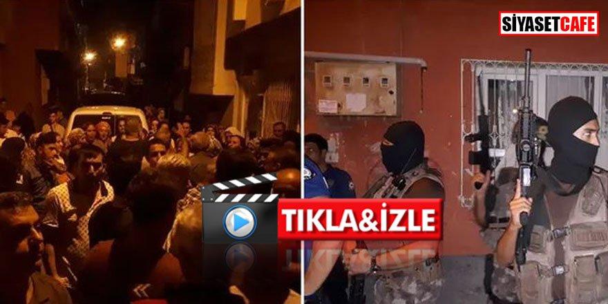Taciz iddiası Adana'yı ayağa kaldırdı!