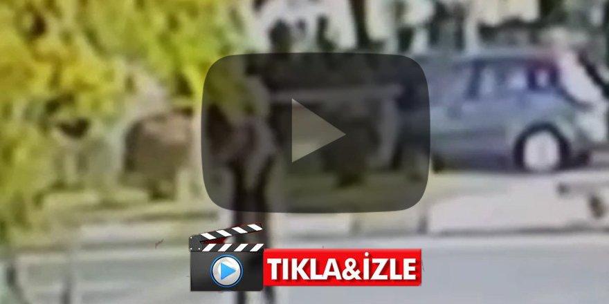 Kırklareli'de feci kaza! Genç kadın metrelerce havaya uçtu