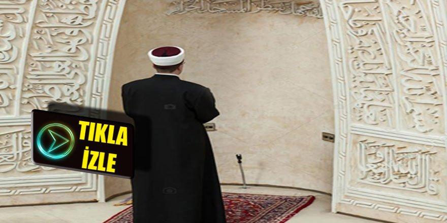 İmam'dan camide story fetvası;İş nerelere geldi
