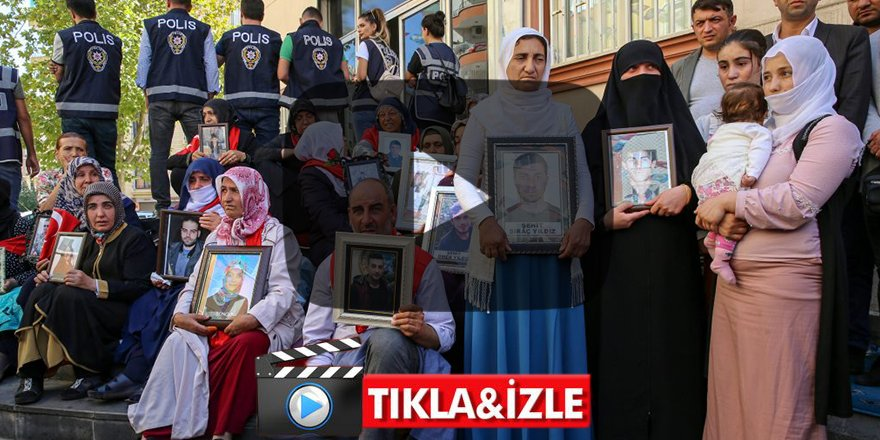 """HDP önünde """"Kahrolsun PKK"""" dediler İsyan büyüyor"""