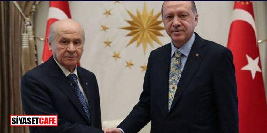 Bahçel'den Erdoğan'a tebrik telefonu