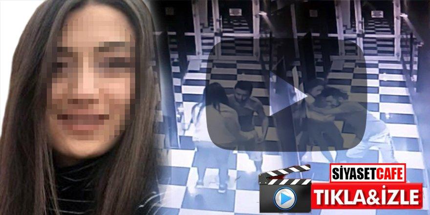 Araştırma görevlisi genç kızı asansör boşluğuna böyle itti!