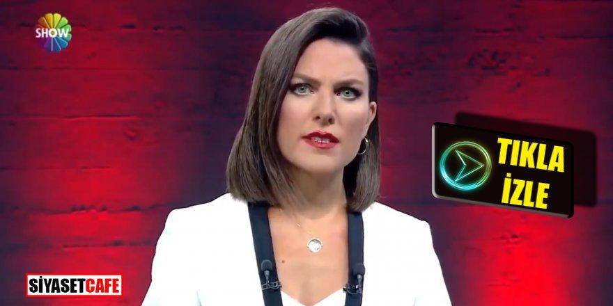 Spiker Ece Üner'den deprem tepkisi