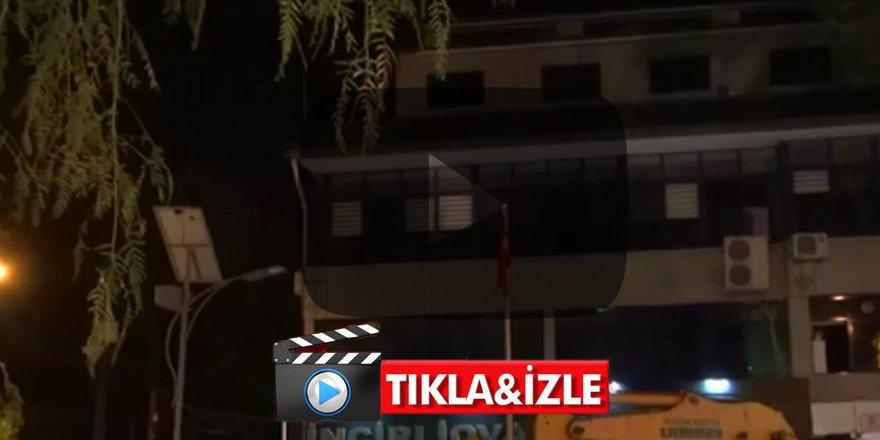Aydın'da Belediye Başkanı'nın makam aracı haczedildi