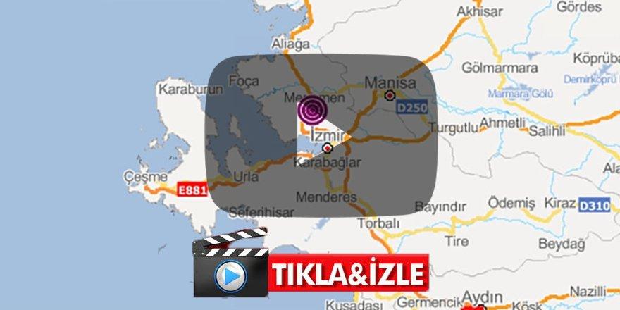 İzmir'de 7.0'lik deprem uyarısı