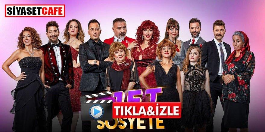 Jet Sosyete'nin yeni sezonu Puhu TV'de!