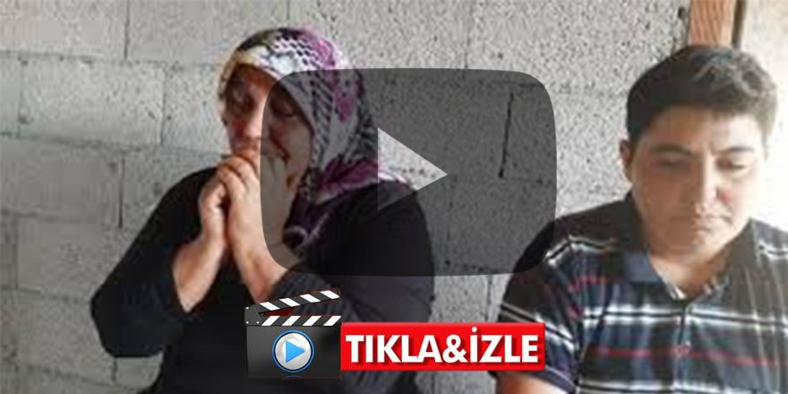 Osmaniye'de bir annenin yürek yakan dramı