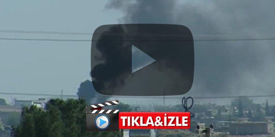 Terör örgütü sınır ilçelerimizde sivilleri hedef aldı: Yaralılar var