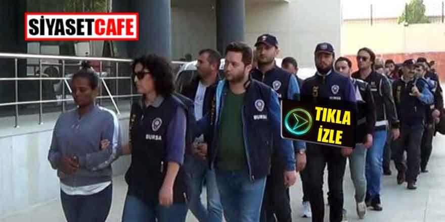 Bursa polisinden 20 milyon dolarlık operasyon