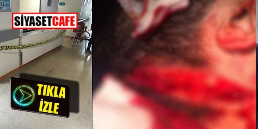 İzmir'de vahşet: Doktorun boğazını kesti