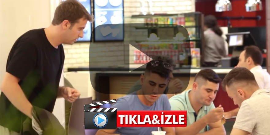 Diyarbakır'da aç ve parasız öğrenciye gösterilen ilgi gözleri yaşarttı