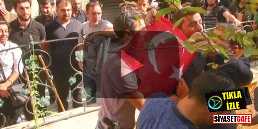 HDP'li Vekile Nusaybin'de tarihi ders! İhanet ettiğiniz bayrağın altında yaşamayacaksınız