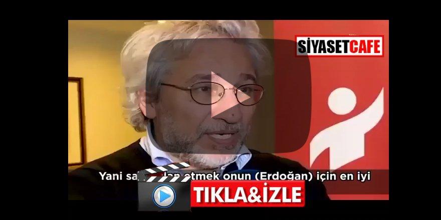 """ABD Can Dündar'ı çok üzdü """"Korkarım ki Türkiye her istediğini aldı"""""""