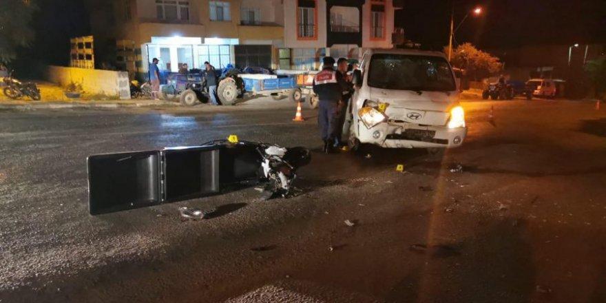 Bursa'da feci kaza: Genç motosikletçi hayatını kaybetti