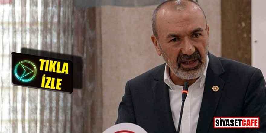 MHP Genel Başkan Yardımcısı Yaşar Yıldırım'dan flaş açıklamalar; Üstünde yaşarız altında yatarız