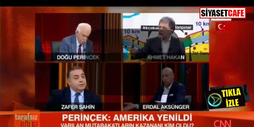 'YPG'ye terör örgütü diyemeyen CHP'liler Doğu Perinçek ile kapıştı