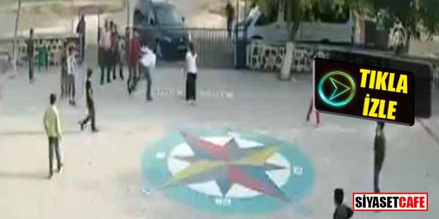 Diyarbakır'da bir öğretmeni acımasızca dövdüler!