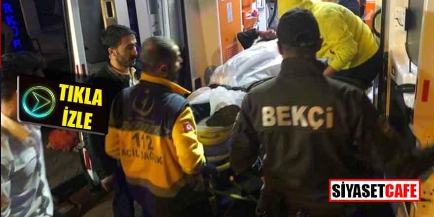 Ankara'da dehşet gecesi; Dışarı çağırıp defalarca bıçakladı