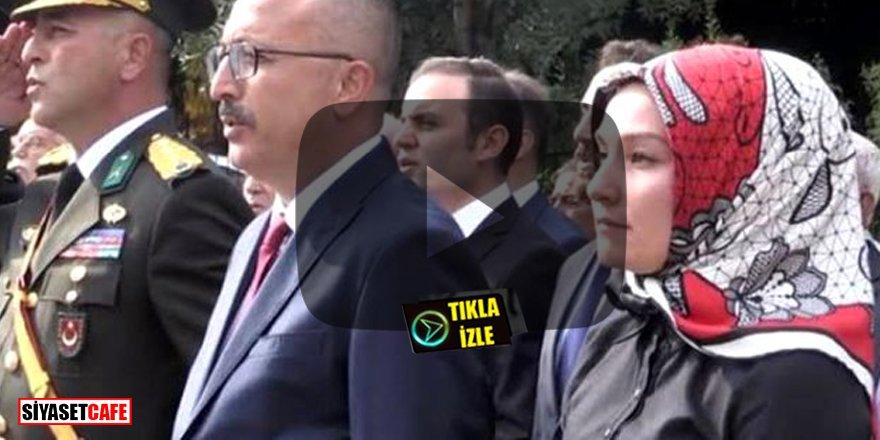HDP'den 29 Ekim kutlamalarında İstiklal Marşı protestosu