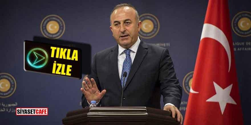 Çavuşoğlu'nun tepkisi sosyal medya gündemine oturdu