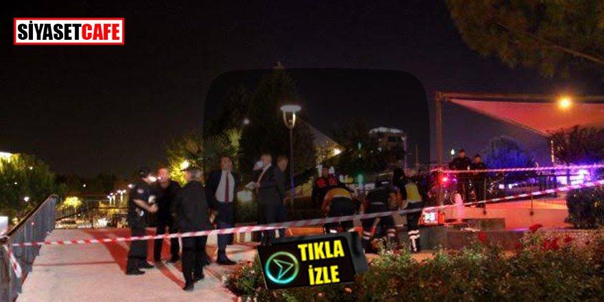 Aydın'da eşinin yanında hakaret edilen polis kafasına sıktı