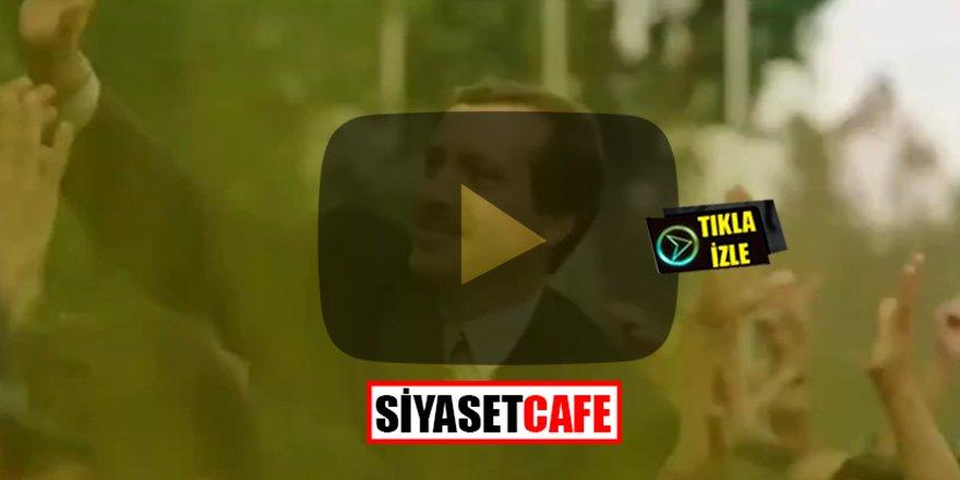 AK Parti'nin iktidara gelişinin 17. yılına özel dikkat çeken video